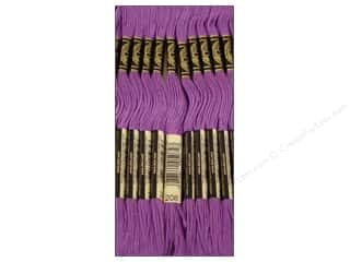 DMC Six-Strand Embroidery Floss #208 Very Dark Lavender
