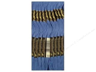 DMC Six-Strand Embroidery Floss #322 Dark Baby Blue (12 skeins)