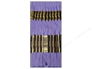 DMC Six-Strand Embroidery Floss #340 Medium Blue Violet