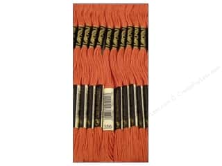 DMC Six-Strand Embroidery Floss #356 Medium Terra Cotta