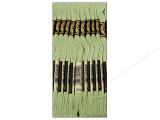 DMC Six-Strand Embroidery Floss #369 Very Light Pistachio Green