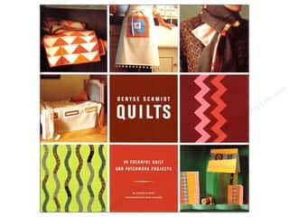 Chronicle Books Chronicle Stationery: Chronicle Denyse Schmidt Quilts Book