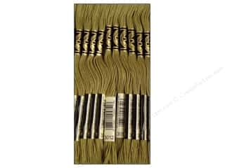 DMC Six-Strand Embroidery Floss #3012 Mediumium Khaki Green