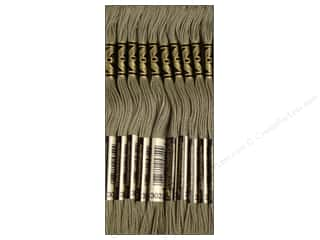 DMC Six-Strand Embroidery Floss #3022 Mediumium Brown Grey