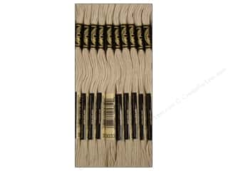 DMC Six-Strand Embroidery Floss #3033 Light Mocha Brown
