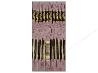 DMC Six-Strand Embroidery Floss #3042 Light Antique Violet