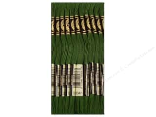 DMC Six-Strand Embroidery Floss #3345 Dark Hunter Green