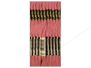 DMC Six-Strand Embroidery Floss #3688 Medium Mauve