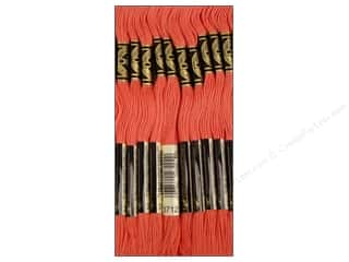 DMC Six-Strand Embroidery Floss #3712 Medium Salmon