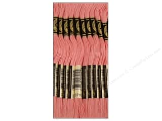 DMC Six-Strand Embroidery Floss #3716 Light Dusty Rose