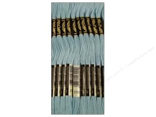 DMC Six-Strand Embroidery Floss #3761 Very Light Sky Blue