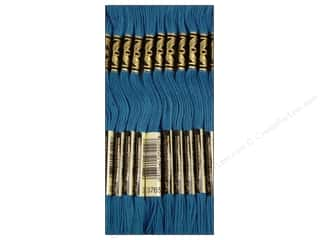 DMC Six-Strand Embroidery Floss #3765 Dark Peacock Blue