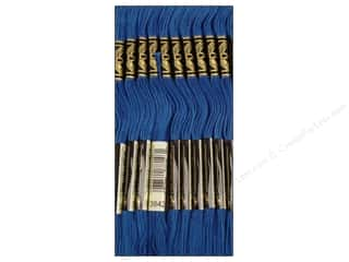 DMC Six-Strand Embroidery Floss #3842 Dark Wedgwood (12 skeins)