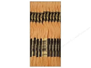 DMC Six-Strand Embroidery Floss #3856 Ultra Light Very Light Mahogany (12 skeins)