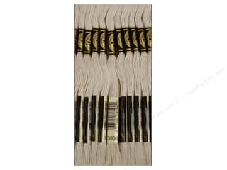 DMC Six-Strand Embroidery Floss #3866 Ultra Light Very Light Mocha Brown (12 skeins)