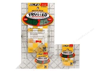 Olfa Frosted Acrylic Rulers