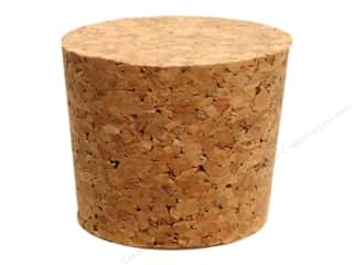 Hearts &amp; Crafts Craf-T-Corks Stopper 1.75&quot;x 1.5&quot;