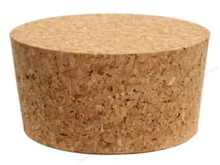 "Cork $1 - $2: Hearts & Crafts Craf-T-Corks Stopper 3""x 1.5"""