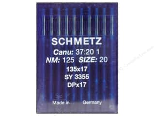 Schmetz: Schmetz Long Arm Industrial Needle Size 20 10 pc
