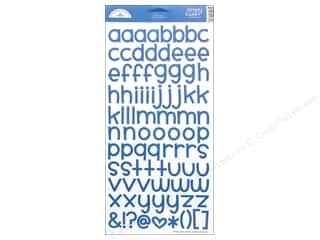 Doodlebug Sticker Cdstk Simply Sweet Blue Jean