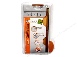 Tonic Orange: Tonic Studios Paper Trimmer Guillotine 8.5""