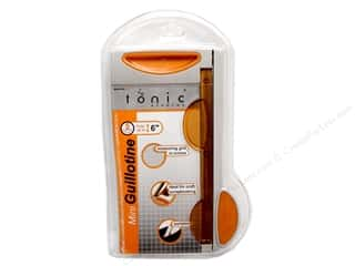 Tonic Orange: Tonic Studios Paper Trimmer Guillotine 6.5""