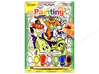 Weekly Specials Kids: Royal Paint By Number Kit Mini Underwater Diving