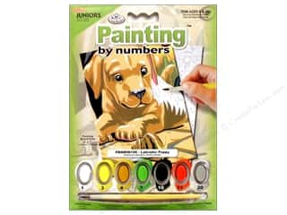 Weekly Specials Kids: Royal Paint By Number Kit Mini Labrador Puppy