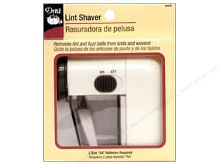 Lint Removers Basic Components: Lint Shaver by Dritz White