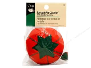 Fruit & Vegetables: Tomato Pin Cushion by Dritz
