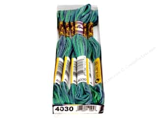 DMC 8.7 yd: DMC Color Variations Floss 8.7 yd. #4030 Monet's Garden (6 skeins)