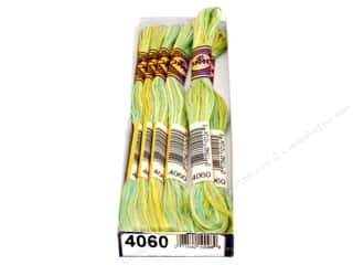 Variegated Floss: DMC Color Variations Variegated Floss 4060 (6 skeins)
