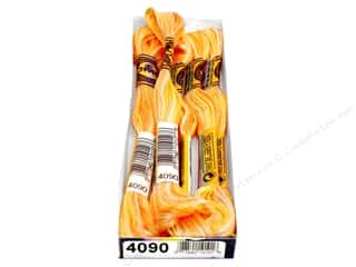 Oasis: DMC Color Variations Floss 8.7 yd. #4090 Golden Oasis (6 skeins)