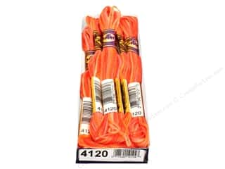 DMC Color Variations Floss 8.7 yd. #4120 Tropical Sunset (6 skeins)
