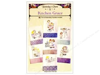 Yesterday's Charm $7 - $15: Yesterday's Charm Kitchen Grace Pattern