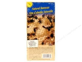 Yaley Wax 100% Beeswax 1lb Block Natural