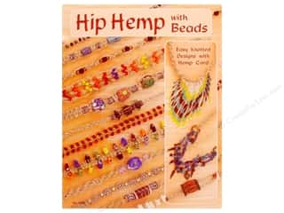Clearance Jack Dempsey Decorative Hand Towel: Hip Hemp with Beads Book