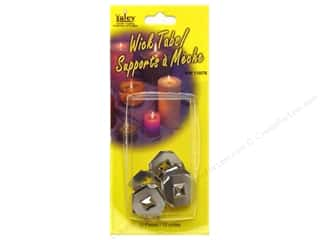 Candle Making Supplies Yaley Wick Accessories: Yaley Wick Accessories Tabs 12pc