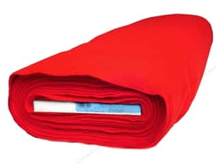 "Kunin Kunin Rainbow Felt 36""x 20 yd Bolt: Kunin Rainbow Classic Felt 36 in. x 20 yd. Red (20 yards)"