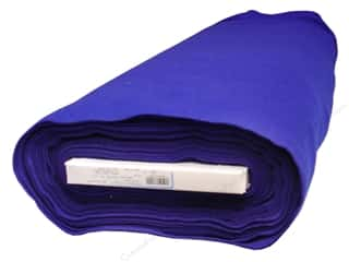 "Kunin Kunin Rainbow Felt 36""x 20 yd Bolt: Kunin Rainbow Classic Felt 36 in. x 20 yd. Royal Blue (20 yards)"