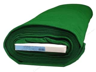 "Kunin Rainbow Felt 72""x 10 yd Bolt Kelly Green (10 yards)"