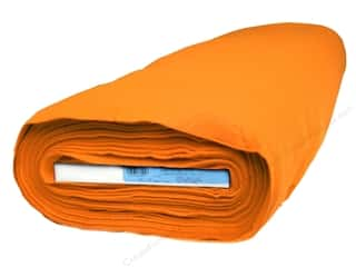 "Kunin Rainbow Felt 36""x 20 yd Bolt Orange (20 yards)"