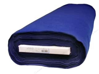 "Kunin Rainbow Felt 36""x 20 yd Bolt Navy Blue (20 yards)"