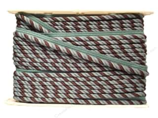 "Support Pillows / Cushions: Conso Empress Cord w/Lip 3/8"" Abalone (24 yards)"