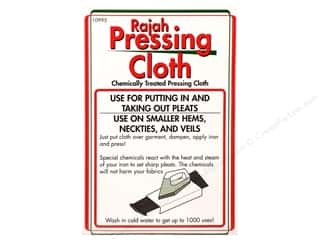 Weekly Specials Pressing Aids: Sullivans Rajah Pressing Cloth White
