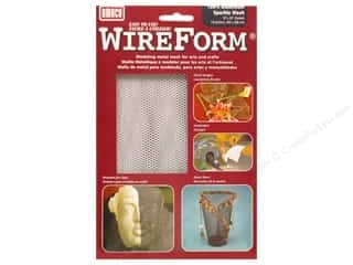 AMACO WireForm Metal Mesh 1/8 in. Sparkle Aluminum