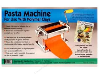 Heat Tools Clay & Modeling: AMACO Craft Clay Pasta Machine