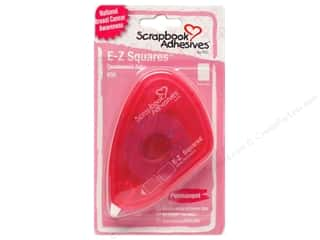 Scrapbook / Photo Albums Brand-tastic Sale: 3L Scrapbook Adhesives E-Z Squares 650 pc. Pink