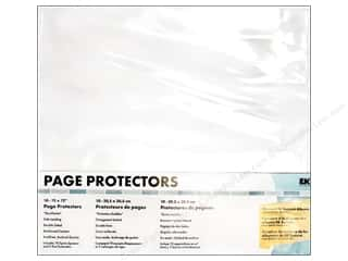 "Page Protectors $0 - $3: EK Page Protector 12""x 12"" 10pc"