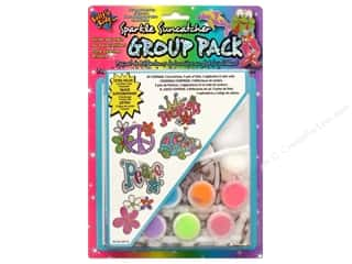 Kelly&#39;s Suncatcher Group Pack #10 Retro 5pc